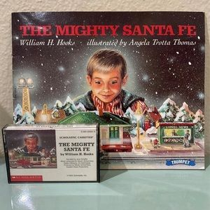 The Mighty Santa Fe Book/Tape